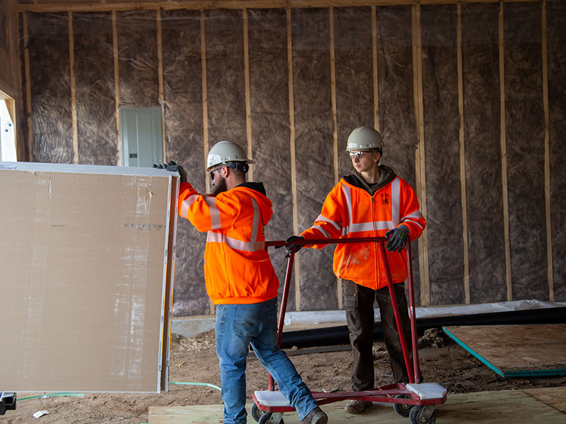 Drywall Supply Workers MN